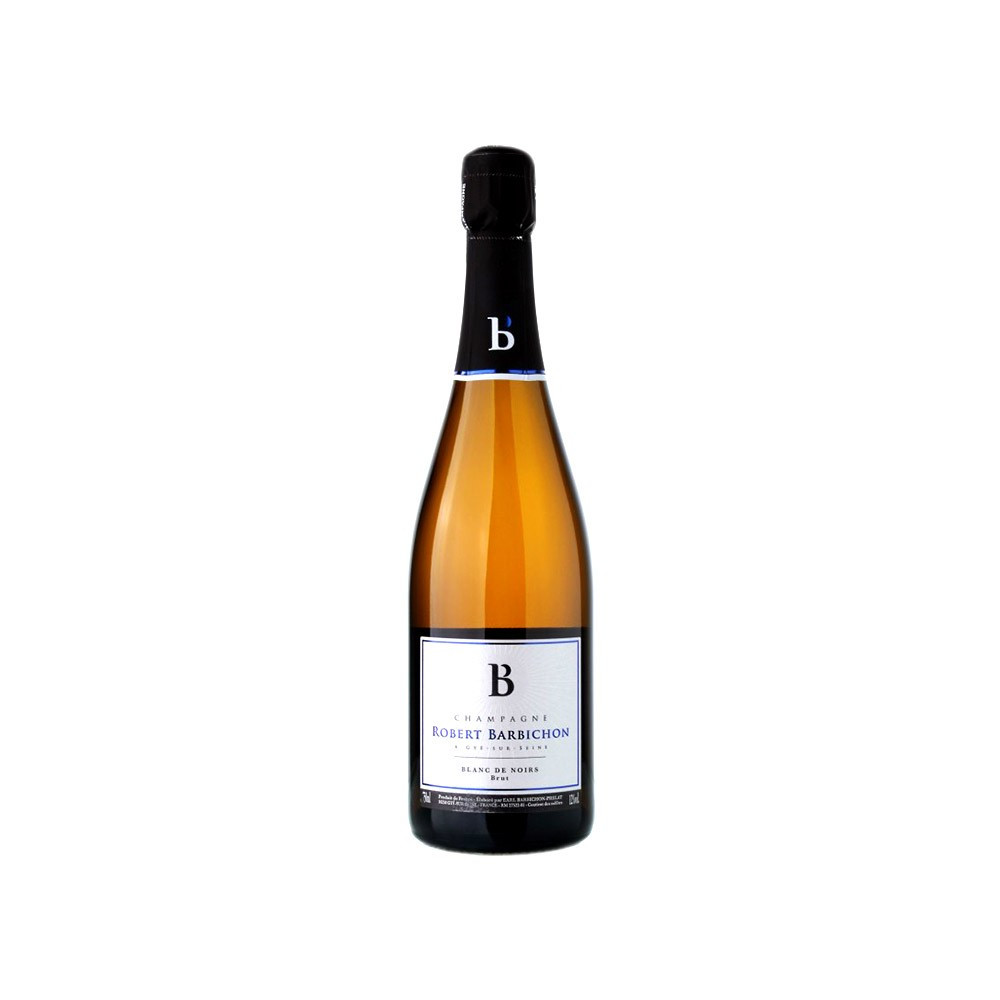 Champagne Robert Barbichon Blanc de Noirs Brut, 75cl