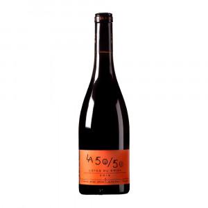 Côtes du Brian 50/50 IGP rosso Domaine Anne Gros Jean-Paul Tollot 2014, 75cl