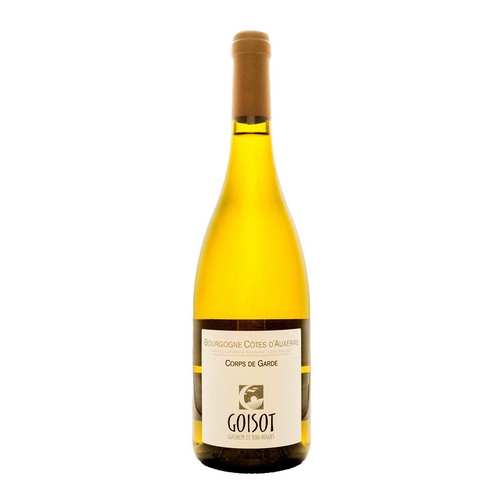 Bourgogne Côtes-d'Auxerre bianco Domaine Goisot Corps de Garde 2015, 75cl