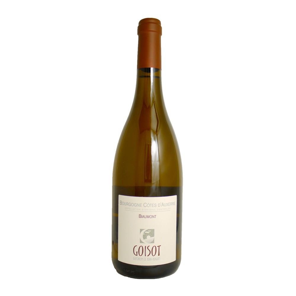 Bourgogne Côtes-d'Auxerre bianco Domaine Goisot Biaumont 2014, 75cl