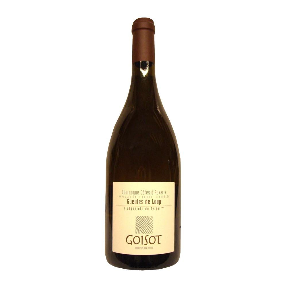 Bourgogne Côtes-d'Auxerre bianco Domaine Goisot Gueule de Loup 2014,  011, 75cl