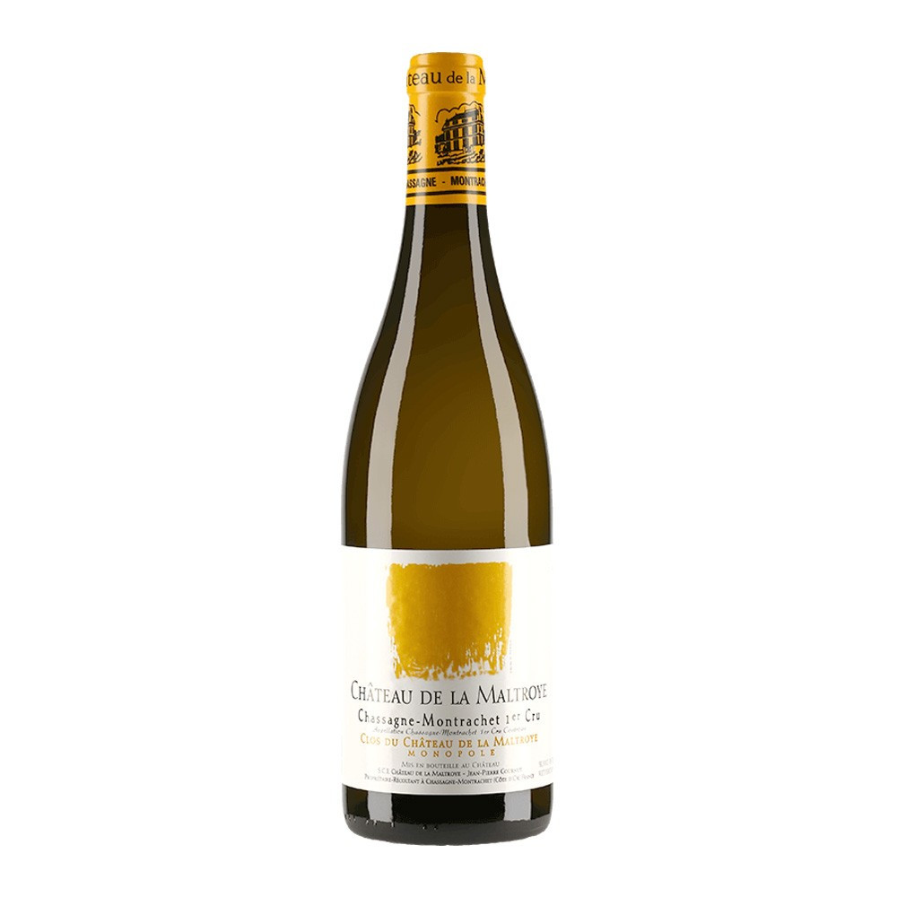 Chassagne-Montrachet 1er cru bianco Clos du Château de la Maltroye 2015, 75cl