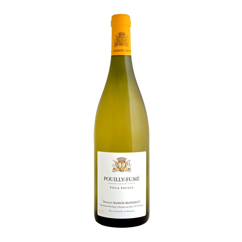 Pouilly-Fumé Domaine Masson-Blondelet Cuvée Villa Paulus 2015, 75cl