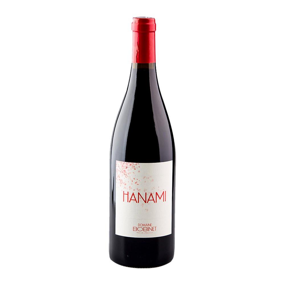 Hanami rosso AOC Saumur Champigny Domaine Sébastien Bobinet 2015, 75cl
