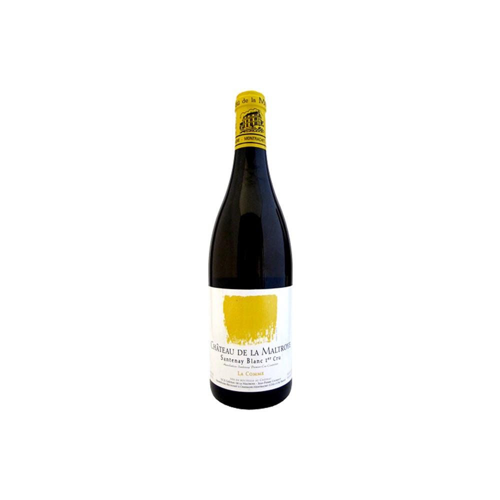 Santenay 1er cru La Comme bianco Château de la Maltroye 2015, 75cl