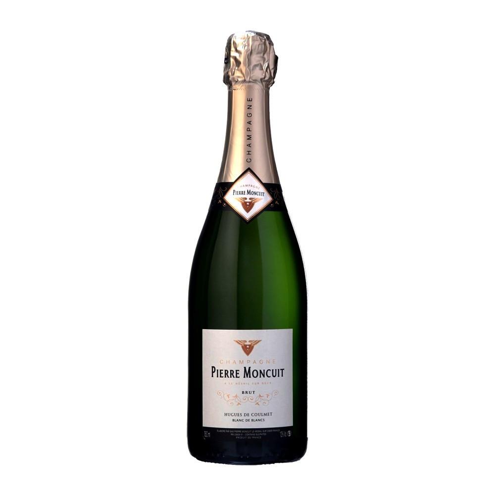 Champagne Pierre Moncuit Cuvée Hugues de Coulmet Brut, Magnum 150cl