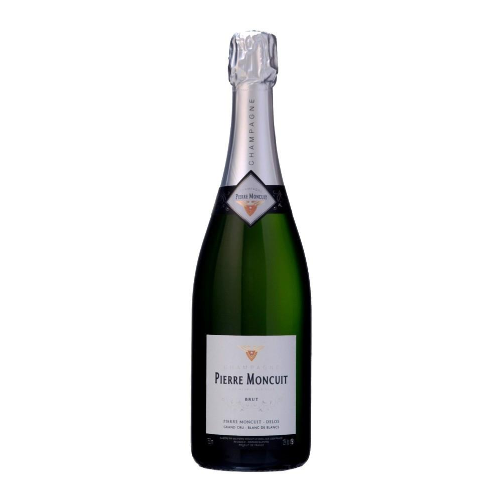 Champagne Pierre Moncuit Moncuit-Delos Grand Cru Brut, 37,5cl