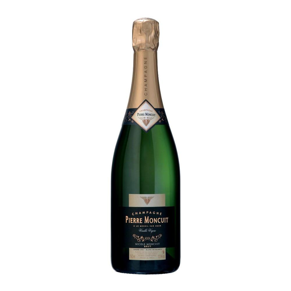 Champagne Pierre Moncuit Nicole Moncuit Vieille Vigne 2004 Grand Cru Brut, 75cl