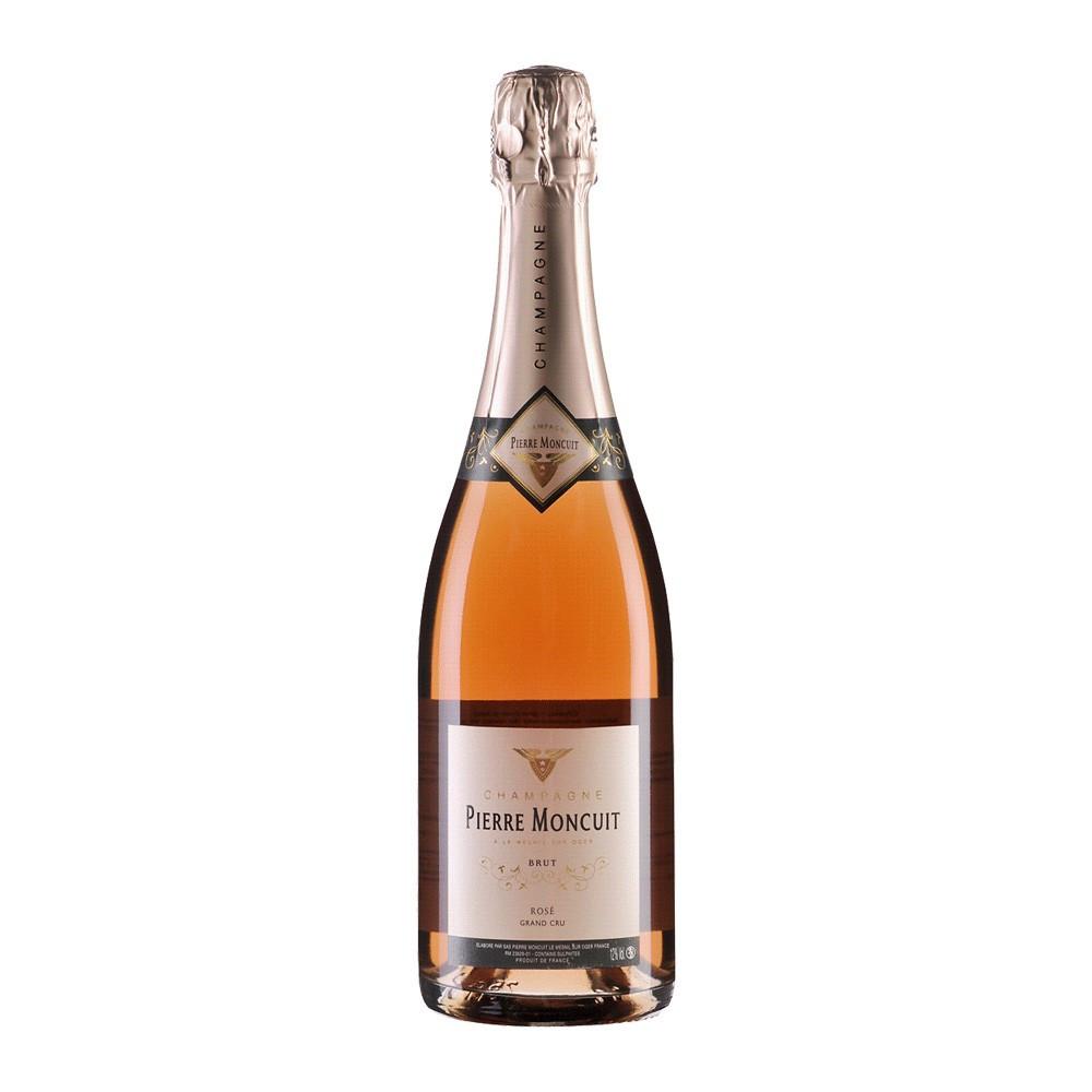 Champagne Pierre Moncuit Rosé Grand Cru Brut, Magnum 150cl