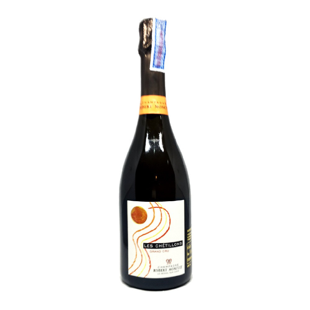 Champagne Robert Moncuit Les Chétillons Grand Cru Blanc de blanc 2008, 75cl