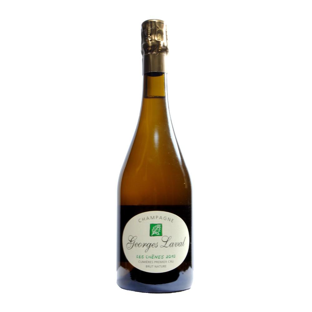 Champagne Georges Laval Les chenes 2013 1er cru Nature, 75cl