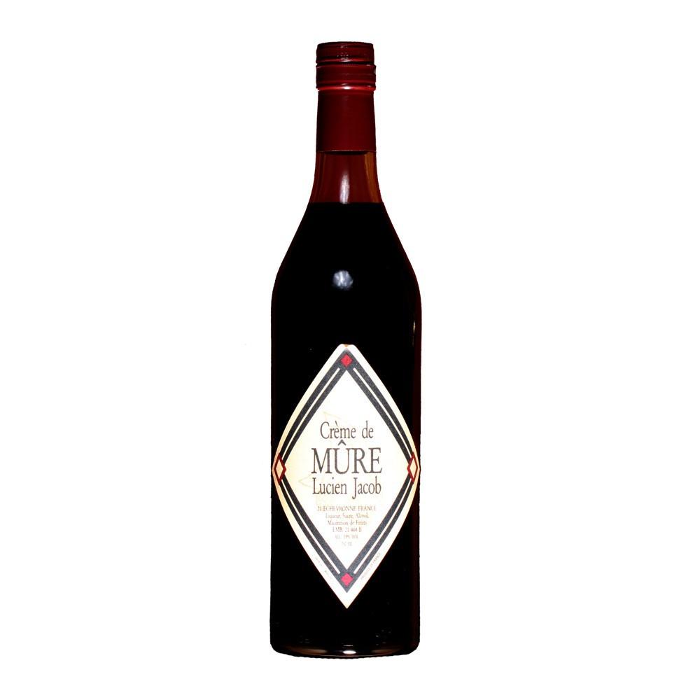 Crème de Mure (Mora) Domaine Lucien Jacob, 70cl