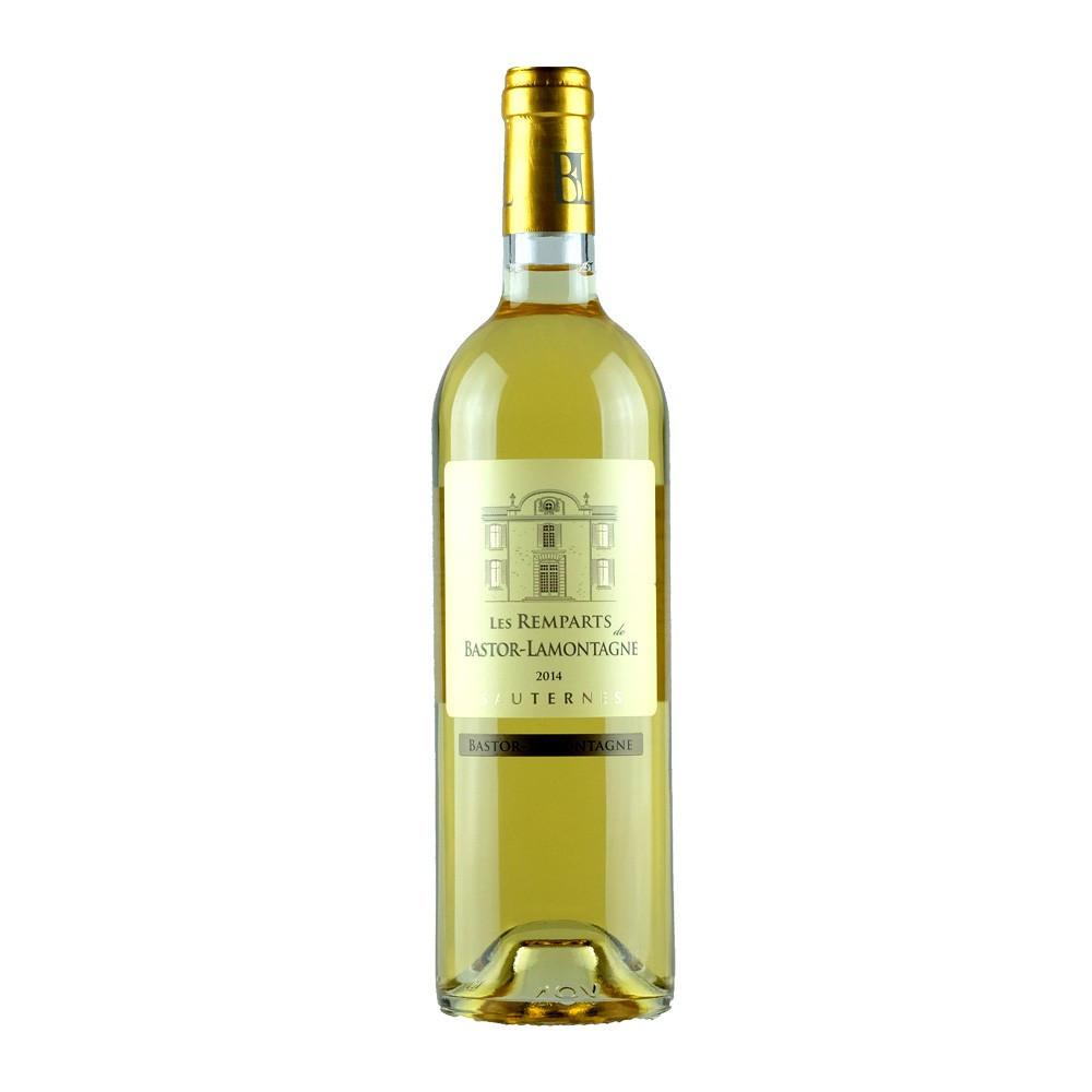 Sauternes Les Remparts de Bastor-Lamontagne 2014, 75cl Bianco Dolce