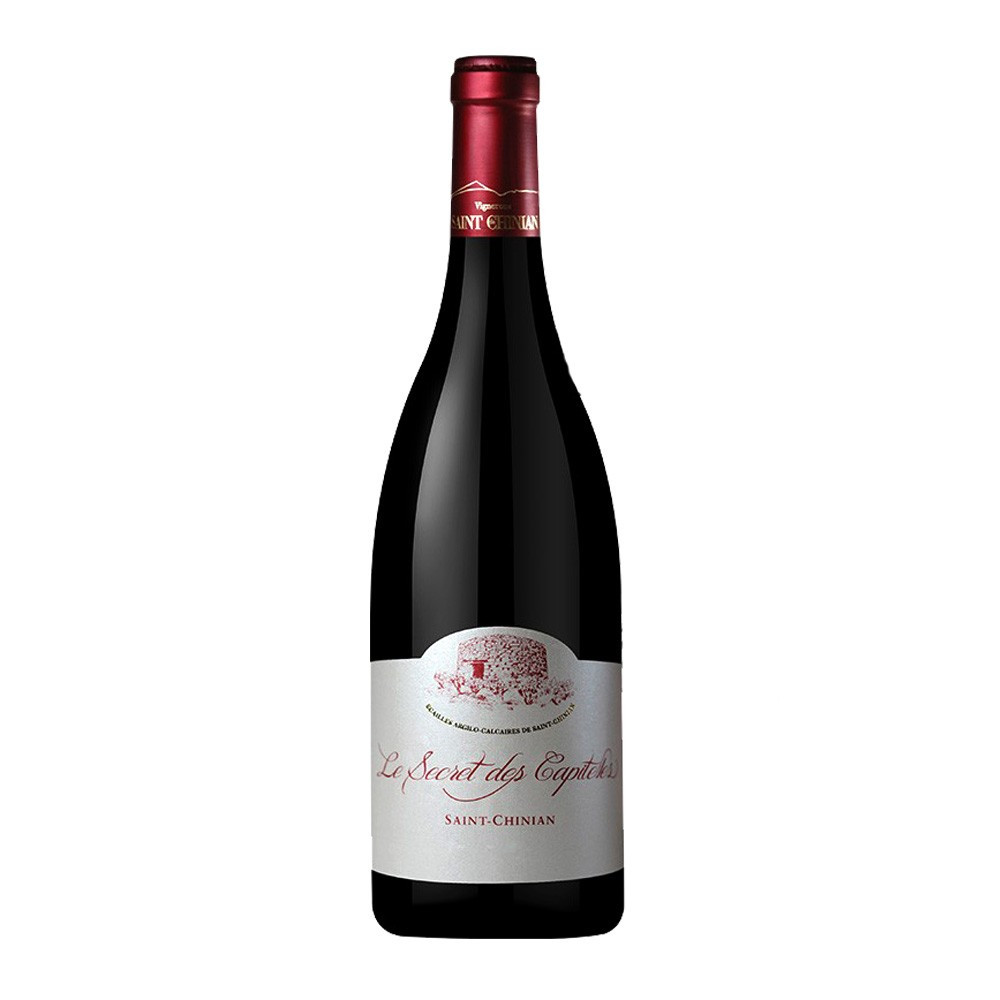 Saint-Chinian Cuvée Secret des Capitelles 2015, 75cl Rosso
