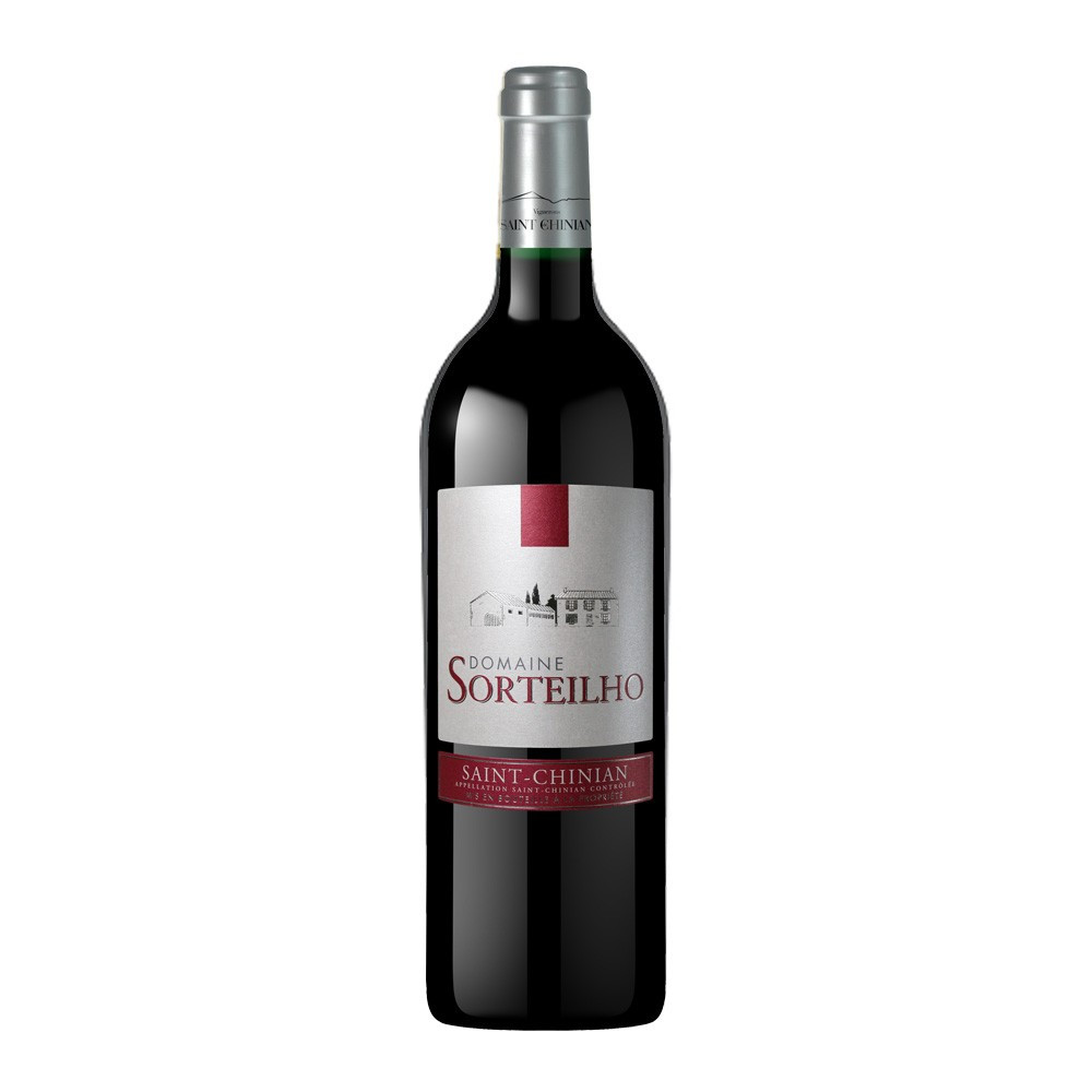 Saint-Chinian Cuvée Sorteilho 2015, 75cl Rosso
