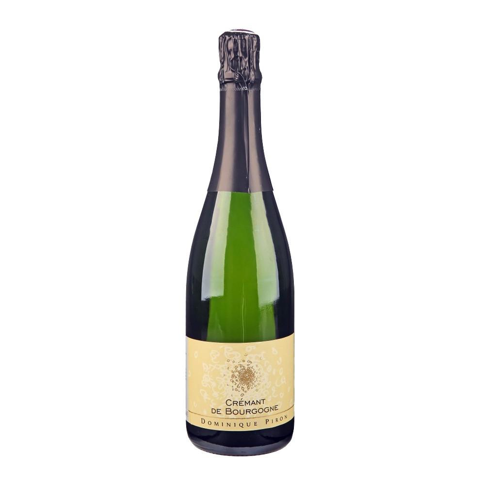 Crémant de Bourgogne Domaines Dominique Piron, 75cl Bianco