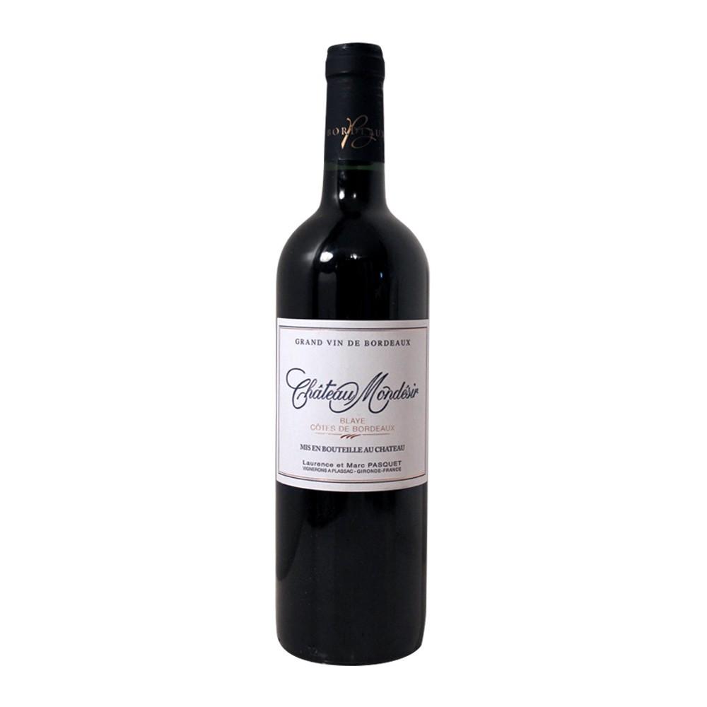 Château Mondesir Blaye Côtes de Bordeaux 2014, 75cl