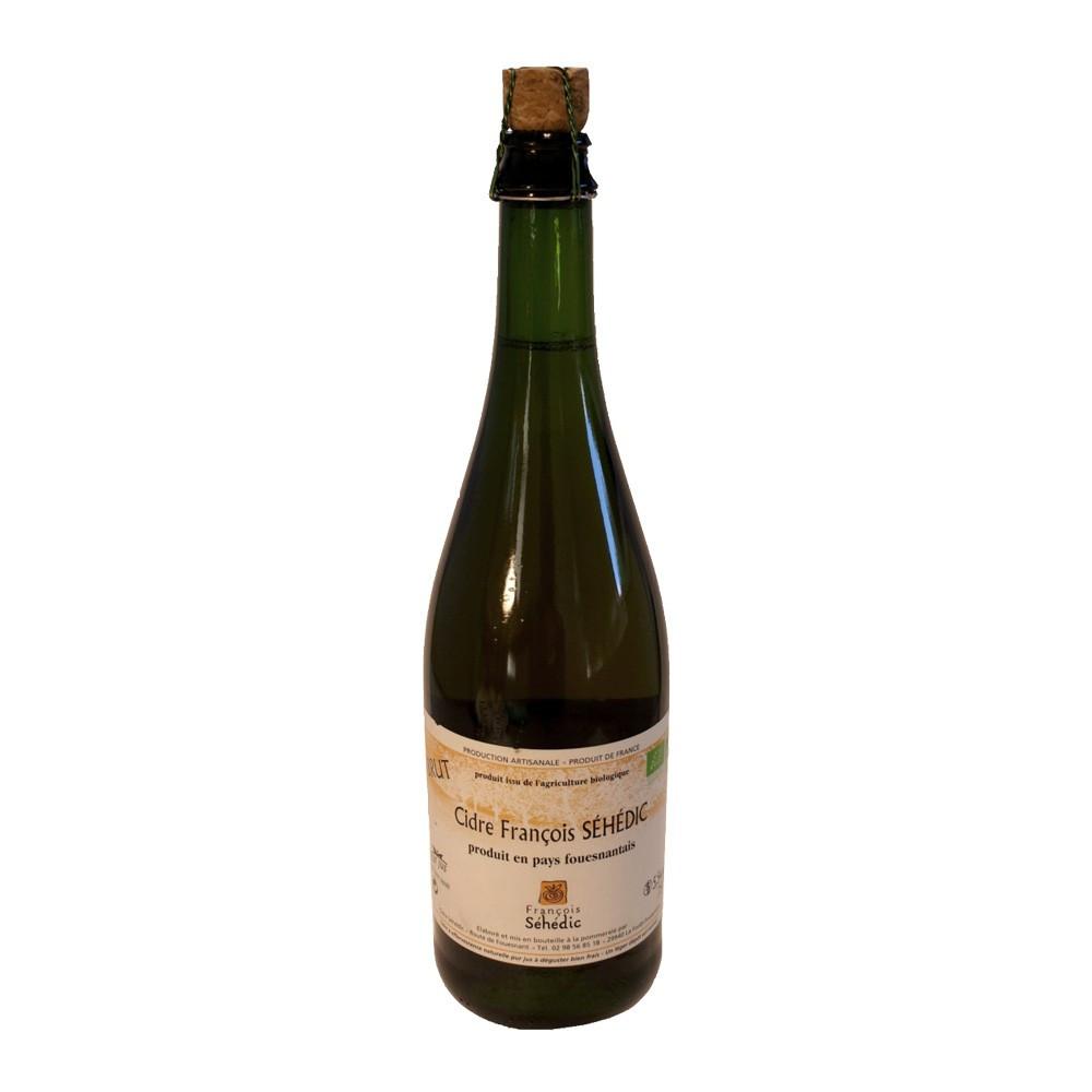 Cidre Séhedic Brut, 75cl