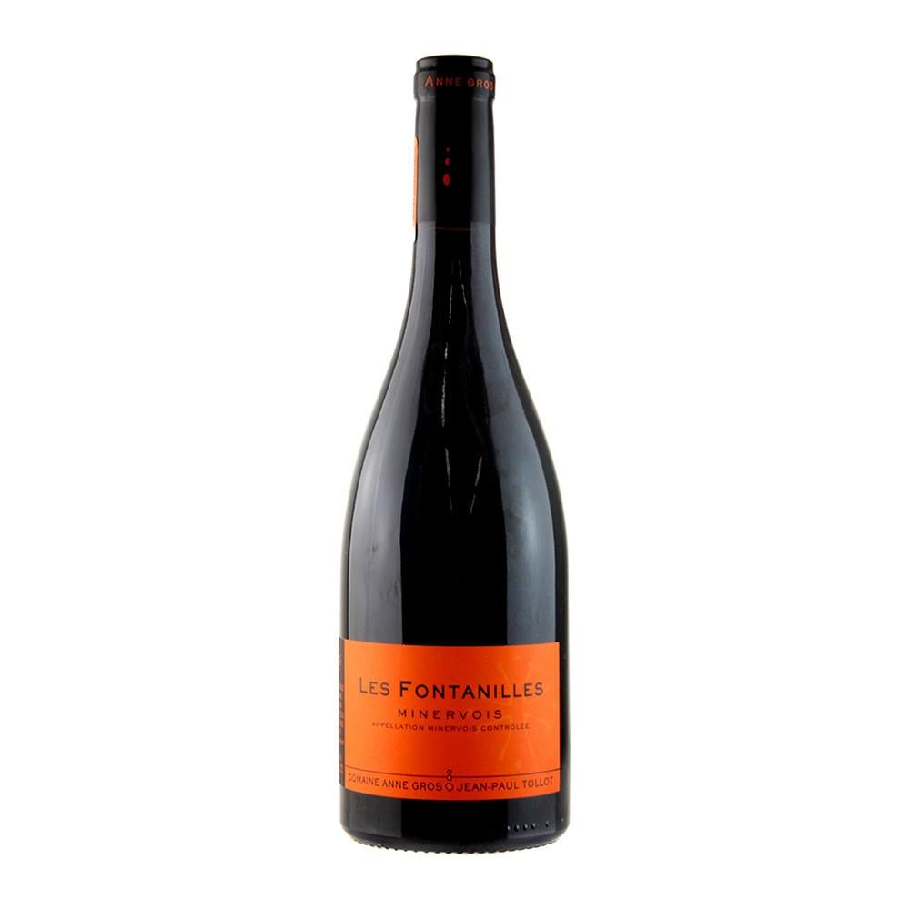 Minervois Les Fontanilles rosso Domaine Anne Gros Jean-Paul Tollot 2014, 75cl