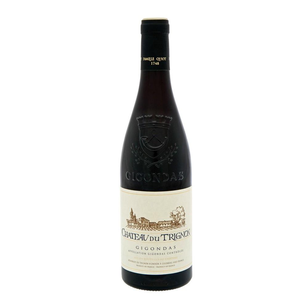 AOC Gigondas Château Trignon 2012, 75cl Rosso