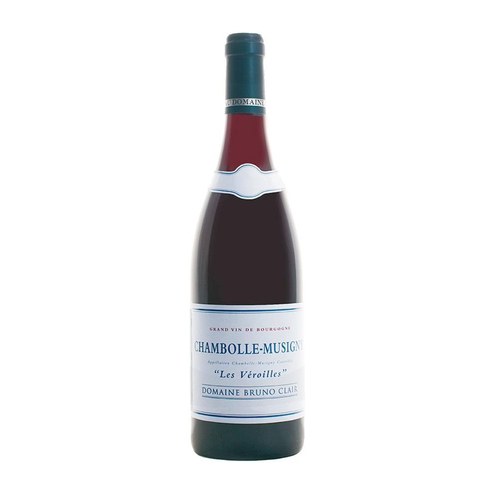 Chambolle-Musigny rosso Les Vérroilles Domaine Bruno Clair 2014, 75cl