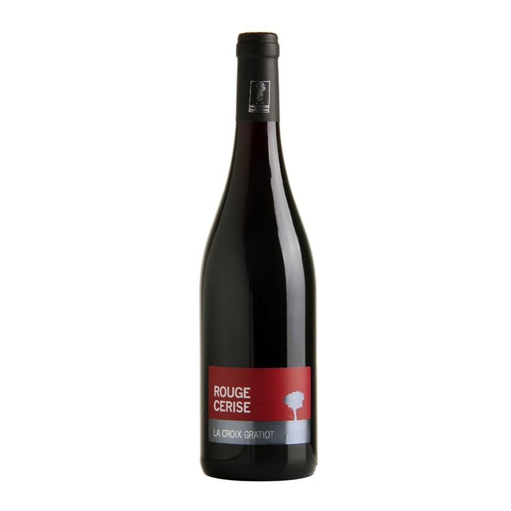 Rouge Cerise IGP Pays d'Hérault Domaine de la Croix Gratiot 2016, 75cl