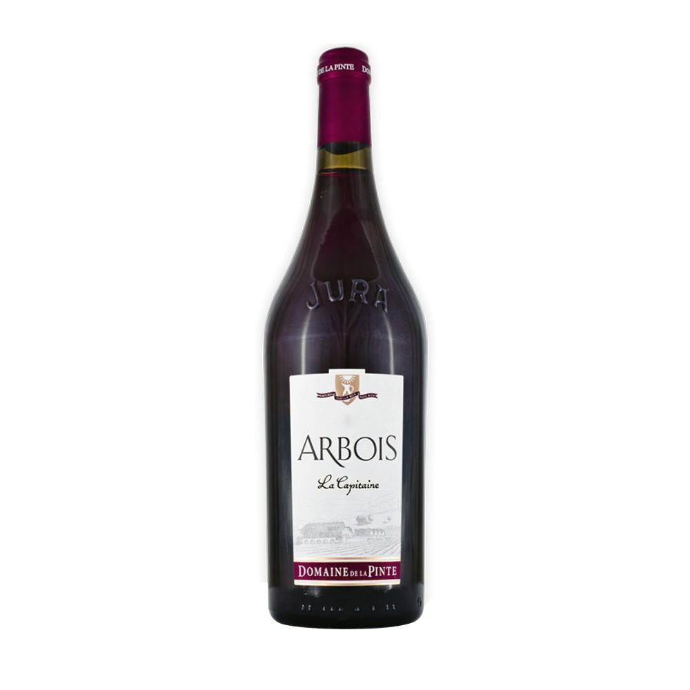 La Capitaine rosso AOC Arbois Domaine de la Pinte 2016, 75cl