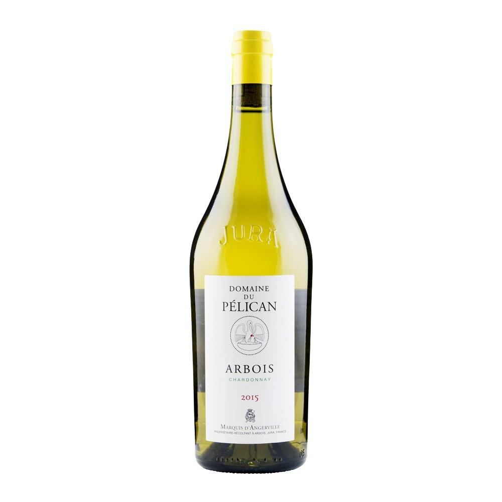 Chardonnay AOC Arbois Domaine du Pélican 2015, 75cl