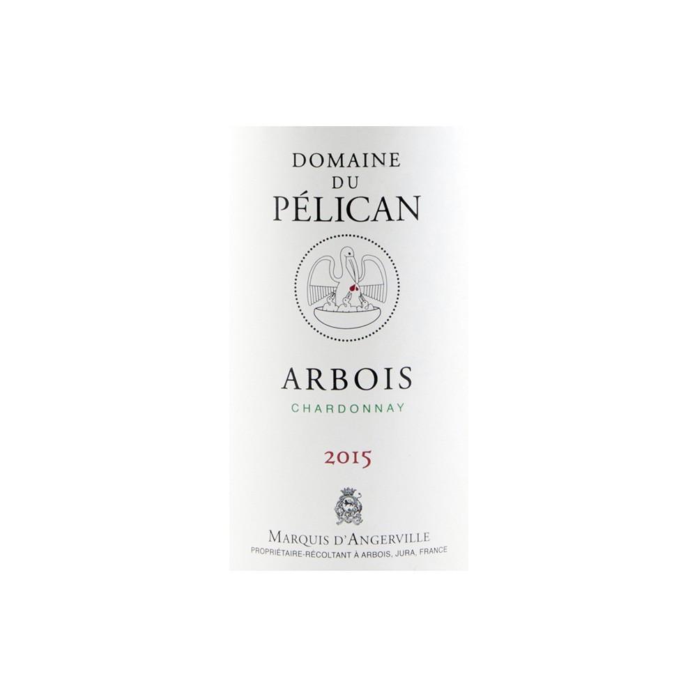 Chardonnay  AOC Arbois Domaine du Pélican 2015, 150cl