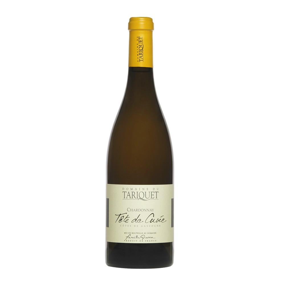 Côtes-de-Gascogne IGP Domaine du Tariquet Chardonnay Tête de Cuvée 2014, 75cl